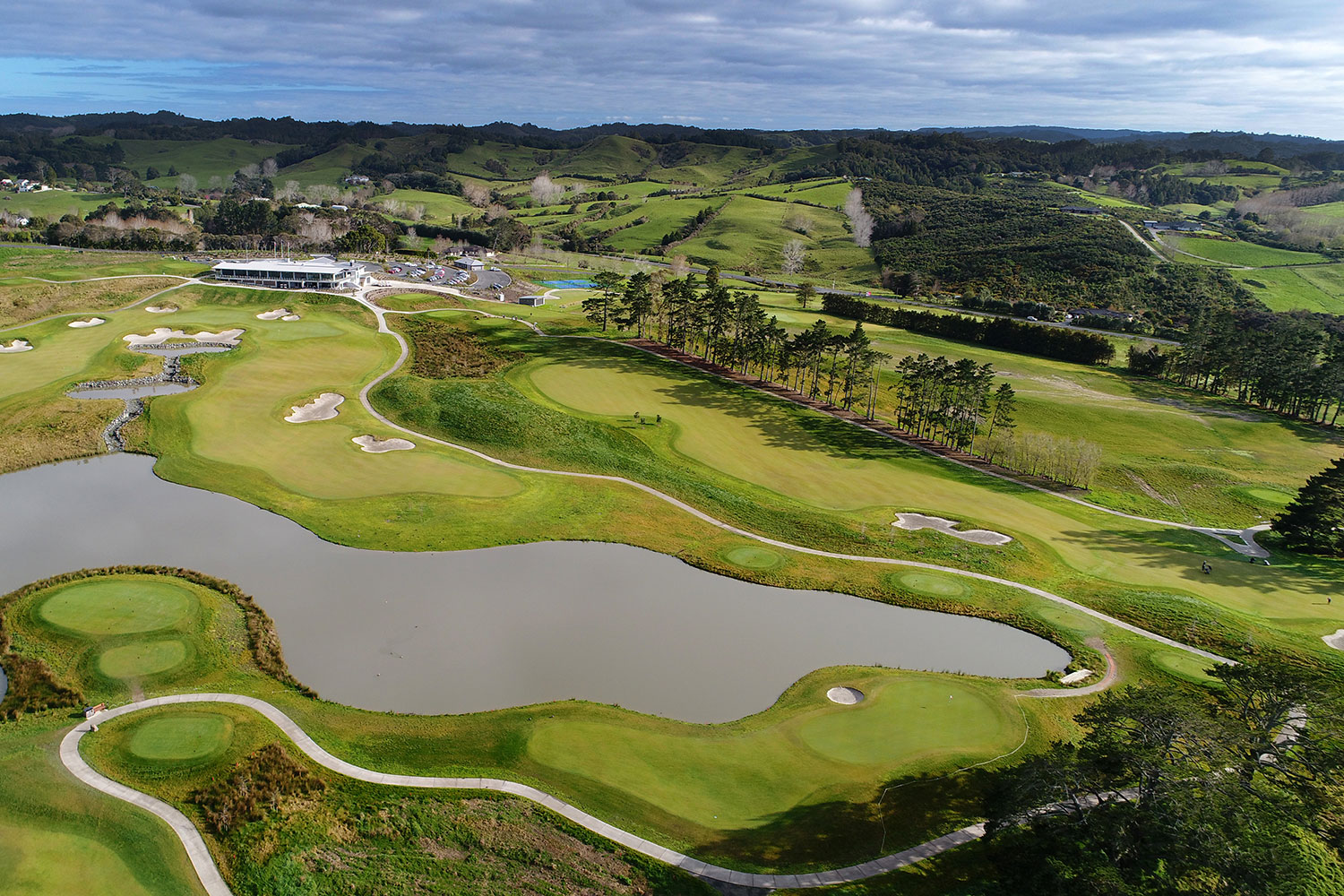 Wainui Golf Club