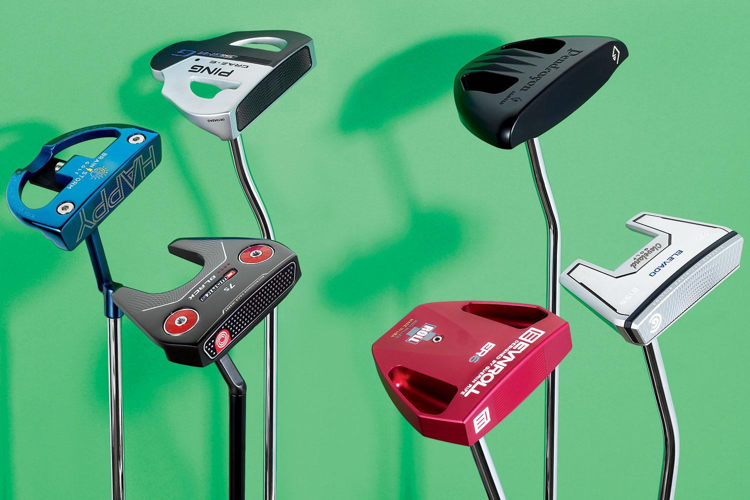 Mallet Putters