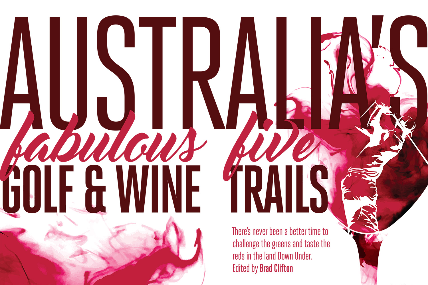 Australia's Fabulous Five Golf & Wine Trails