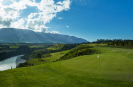 The greater Christchurch region is blessed with a high number of excellent courses, including Terrace Downs.
