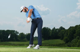 Dustin Johnson: Air Swing