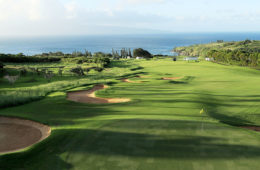 Landscapes: Kapalua Plantation Course