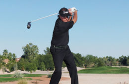 Phil Mickelson's Swing