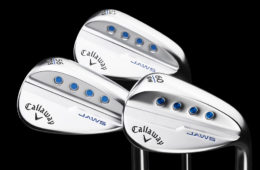What's Hot: Callaway Jaws MD5 Wedges